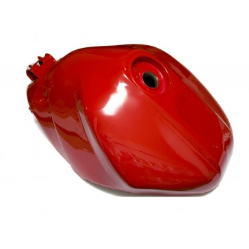 SERBATOIO - YAMAHA R1, 2000-2001, lamiera, rosso