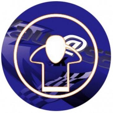 ADESIVI PROTEZIONE TAPPO CARBURANTE - KAWASAKI Z 750, 2004-2006, acrilico, resinato