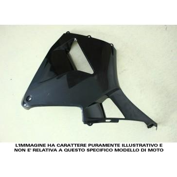 FIANCATA LATERALE (al pezzo quando divise se comprate singolarmente) - SUZUKI GSX-R 600 / 750, 2004-2005, ABS, non verniciate, iniezione