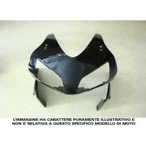 CUPOLINO - KAWASAKI ZX 6 R 600, 2009-2012, ABS, non verniciate, iniezione