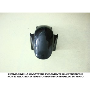 PARAFANGO ANTERIORE - KAWASAKI ZX 10 R, 2008-2010, ABS, non verniciate, iniezione