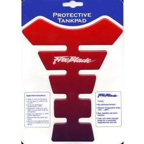 ADESIVI PROTEZIONE SERBATOIO - HONDA CBR 954, 2002-2003, acrilico, resinato